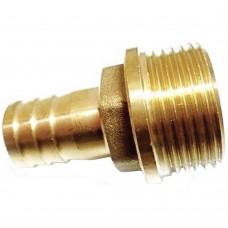 3/4 inch thread x 1 inch (24mm) Hose-Tail